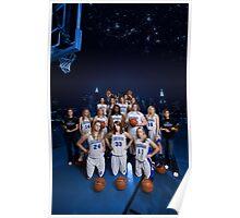 Greshem Gophers - Girls Basketball Poster Poster
