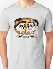 Los Novios (Spanish) Unisex T-Shirt