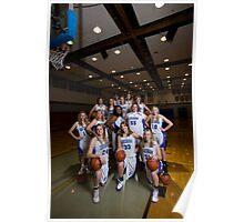 Greshem Gophers - Girls Basketball 1 Poster