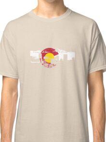 Denver Skyline - Colorado Flag Classic T-Shirt