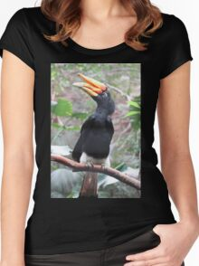 Exotic Bird Women's Fitted Scoop T-Shirt