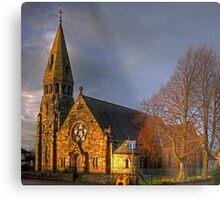 Broxburn Parish Church Metal Print