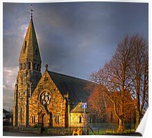 Broxburn Parish Church Poster