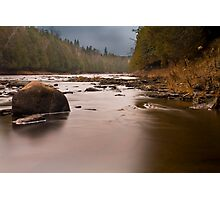 Big Rock Photographic Print