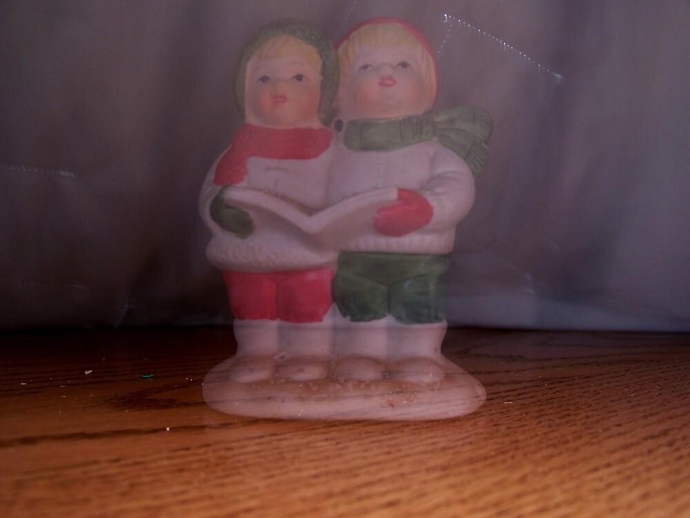 Ghost of Christmas Carolers by Brummer44