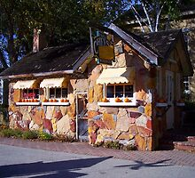 The Paoli Cheese House Cottage by wiscbackroadz