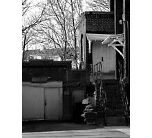 Urban Decay Series--St Vincent's Church Photographic Print