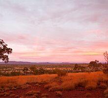 Australia - Karijini Sunrise by Flemming Bo Jensen