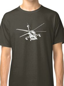 blackhawk outbound [ white on dark T ] Classic T-Shirt