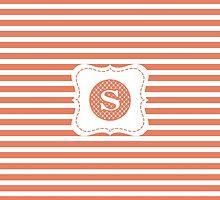 Monogram S by Tiltedgiraffes