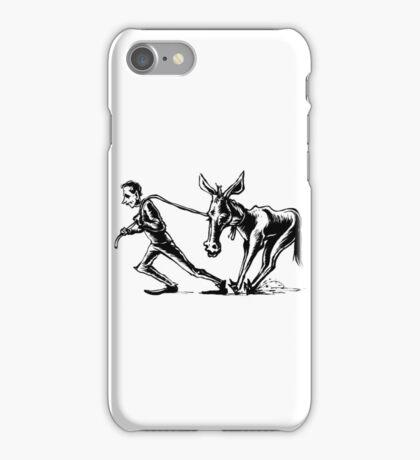 Draggin' Ass iPhone Case/Skin