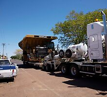 heavy haulage by stickelsimages