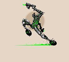 RollerBoy: Killbot Assassin Unisex T-Shirt