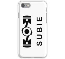Subie Flat iPhone Case/Skin