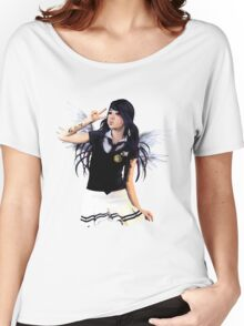 ANGELS WEEP Women's Relaxed Fit T-Shirt