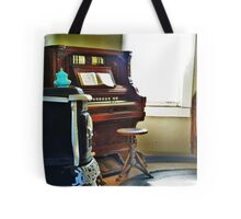 Antique Organ Tote Bag
