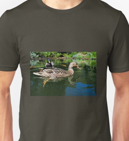 Swimming With The Fishes Unisex T-Shirt