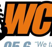West Coast Talk Radio 95.6 Sticker