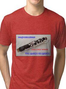 Magic Of Music - Challenge Winner Tri-blend T-Shirt