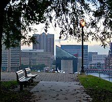 Good Morning Baltimore by Drew Poland