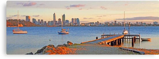 Pelican Point - Perth Western Australia   by EOS20