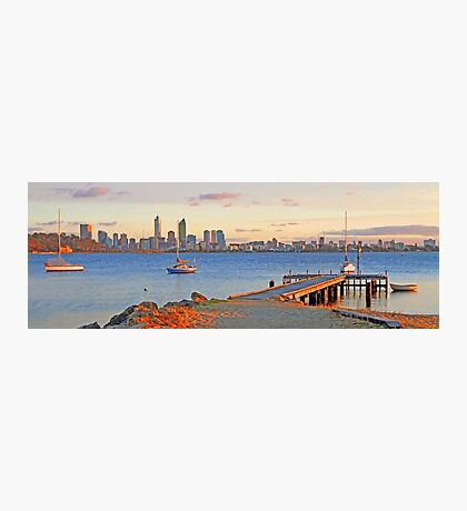 Pelican Point - Perth Western Australia   Photographic Print
