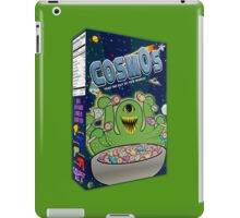 COSMOS Cereal Box iPad Case/Skin