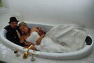 Alana & Toney in the spa. by KeepsakesPhotography Michael Rowley
