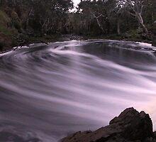 Nigretta Falls rock pool by pablosvista2