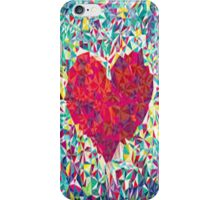 heart of the world iPhone Case/Skin