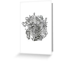 illustrations Greeting Card