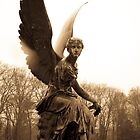 Victory Angel at Potsdam by sanyi