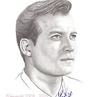 Captain James T. Kirk by emarshall