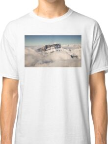 Above the Clouds, French Alps Classic T-Shirt