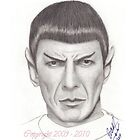 Mr. Spock by emarshall