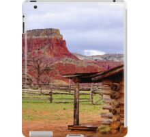Ghost Ranch, New Mexico iPad Case/Skin
