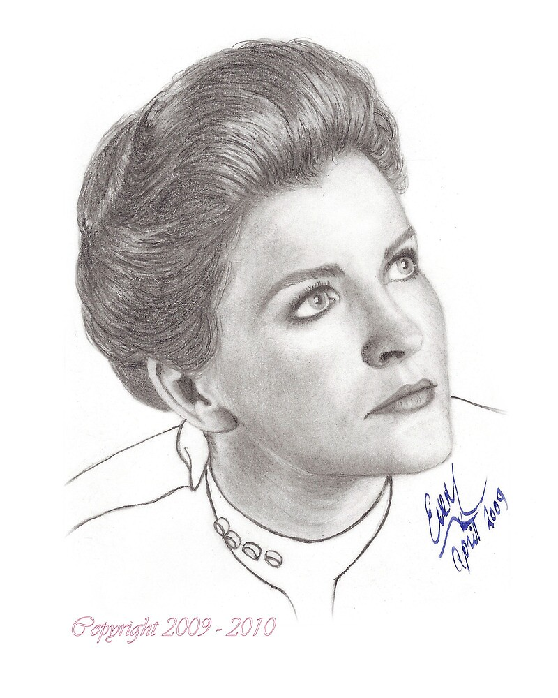 Captain Janeway by emarshall
