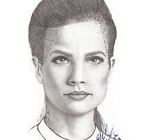 Jadzia Dax by emarshall