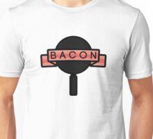 Bacon banner Unisex T-Shirt