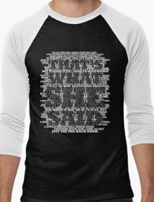 That's what SHE said! Men's Baseball ¾ T-Shirt