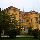 Presidential Palace, Hanoi by chriso