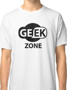 GEEK ZONE - Computer Classic T-Shirt