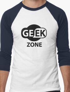 GEEK ZONE - Computer Men's Baseball ¾ T-Shirt