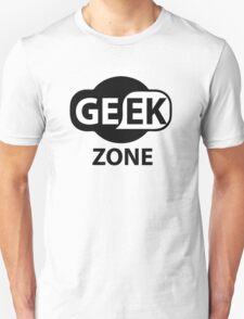 GEEK ZONE - Computer Unisex T-Shirt