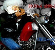 Rocking around the Christmas Tree by Tamara Travers
