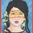 Jasmine by redqueenself