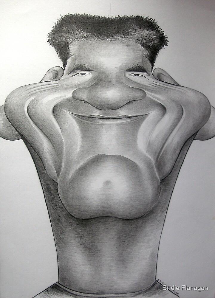 Simon Cowell by Bridie Flanagan