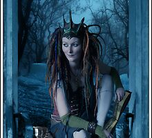 The High Priestess by Anna Shaw