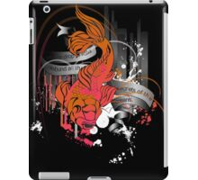 Fish Out of Water iPad Case/Skin