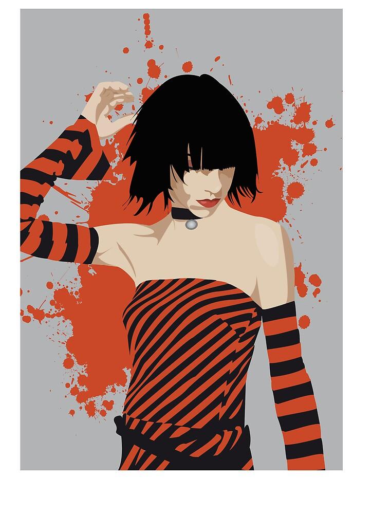 PJ Harvey by punkypeggy